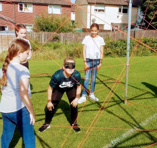 Adventure activities at schools in Cumbria and the North West