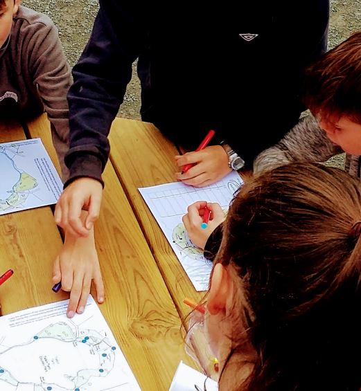 Orienteering Activities For Students In Cumbria Schools & Groups