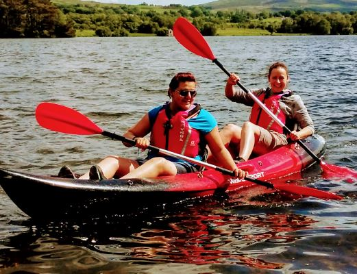 Outdoor activities in Carlisle and Cumbria for events & team building