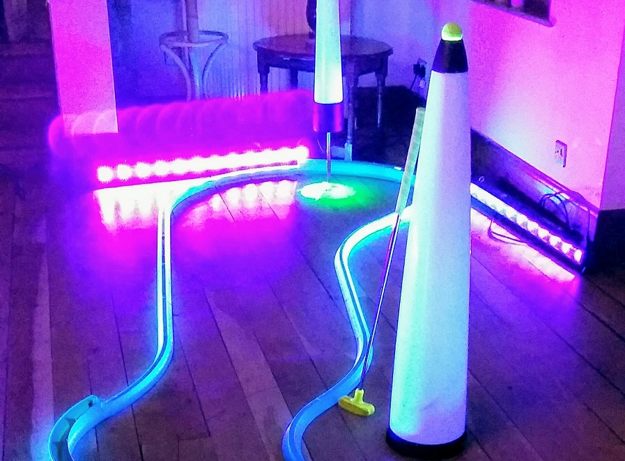 Hire Crazy Golf for Wedding and Events