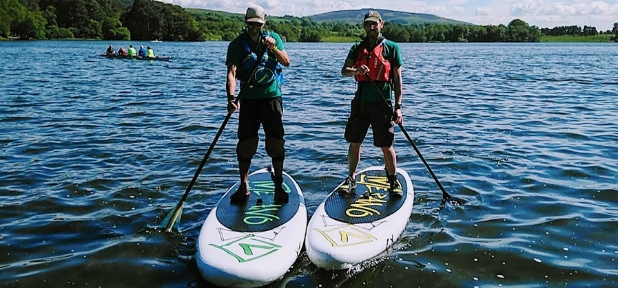 Raft Building for Corporate team building, stag and hen groups and schools in Cumbria