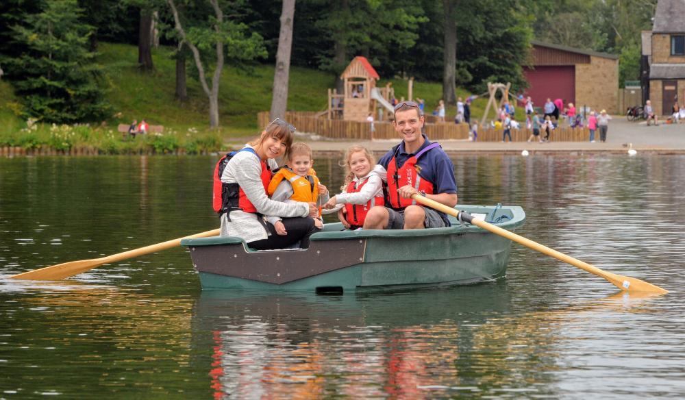 Rowing Boat Hire Carlisle