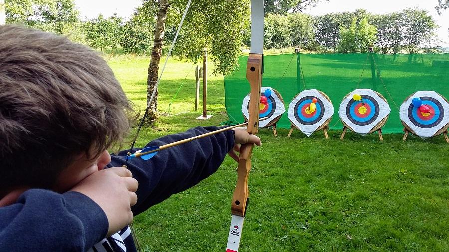 Talkin Tarn Archery