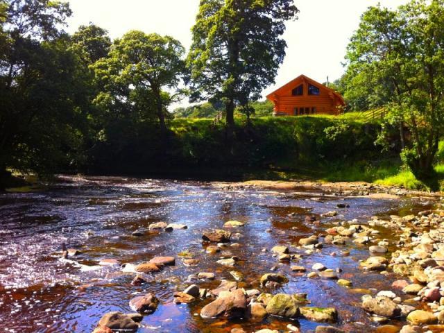 Log Cabins in Cumbria
