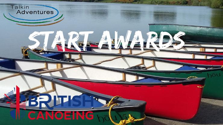 British Canoeing Start Awards
