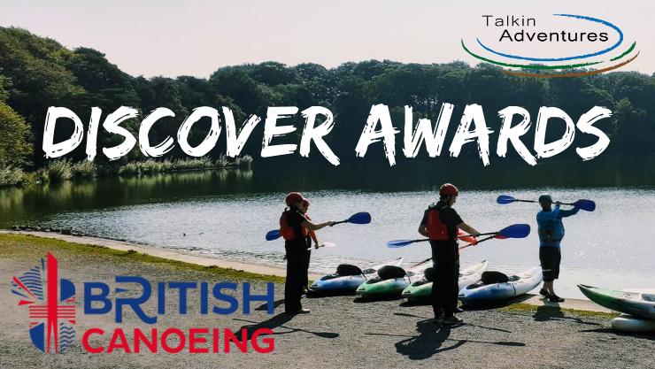 Discover Kayaking at Talkin Tarn