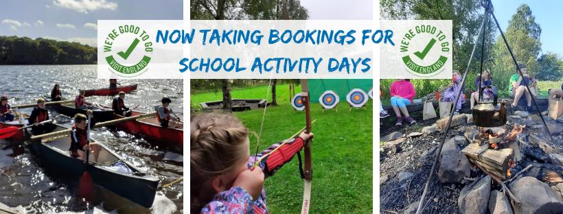 School Activities in Cumbria