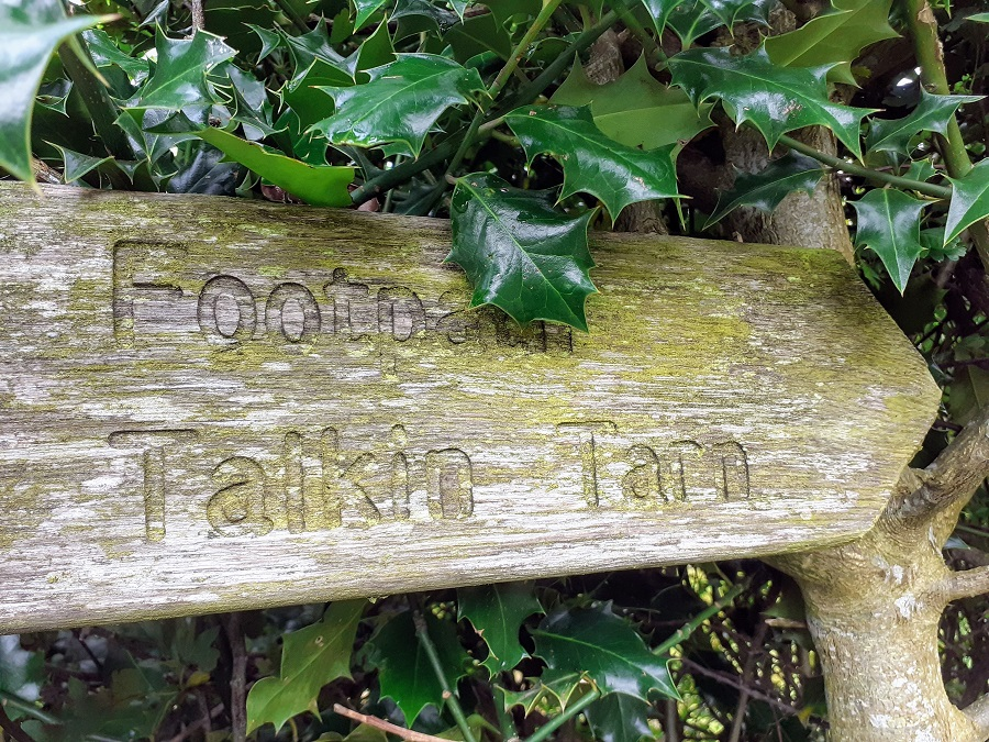 Talkin Tarn near Carlisle